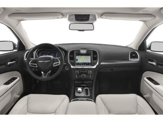 White Chrysler 300 >> 2019 Chrysler 300 Touring