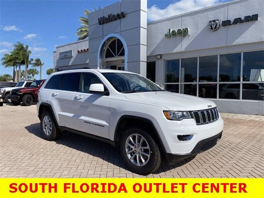 2021 Jeep Grand Cherokee Laredo Stuart Fl Palm City Port Salerno Fort Pierce Florida 1c4rjeag5mc550960