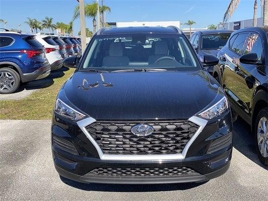 2021 Hyundai Tucson Value Stuart FL | Palm City Port ...