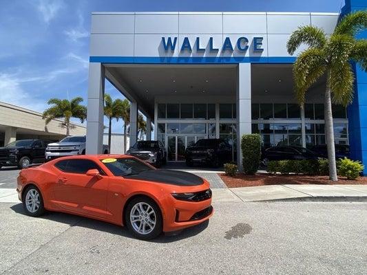 Wallace Chevrolet Stuart Fl >> 2019 Chevrolet Camaro 1ls